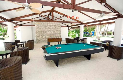 Freizeitstudio, Billiard, Kicker I LUX South Ari Atoll