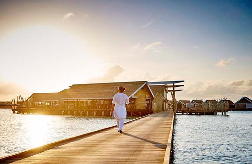 Service für ihr Wohlbefinden I LUX South Ari Atoll