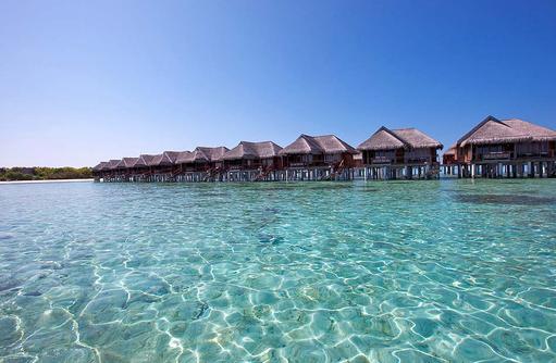 Wasservillen, Aussenansicht I LUX South Ari Atoll