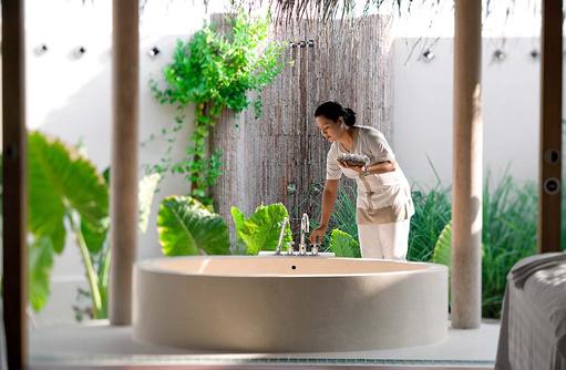 Lux Me Spa, Luxusbad, Sie haben es sich verdient I LUX South Ari Atoll