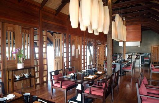 Restaurant Umami, japanisches Restaurant I LUX South Ari Atoll