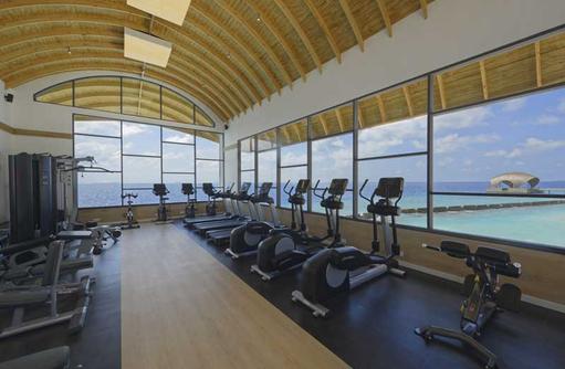 Gym, LTI Maafushivaru