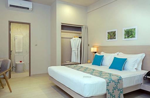 Garden Room, Schlafen, Malahini Kuda Bandos, Malediven