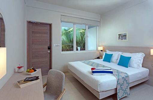 Classic Room, Schlafen, Malahini Kuda Bandos, Malediven