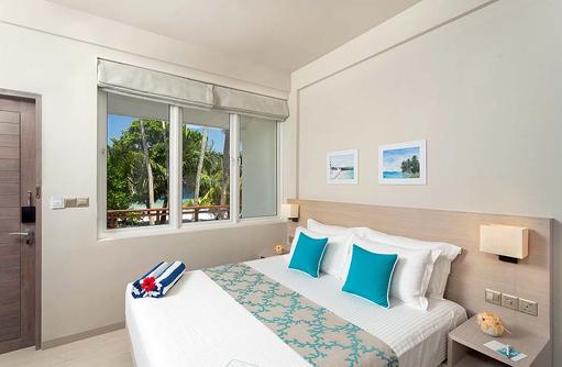 Superior Room, Schlafen, Malahini Kuda Bandos, Malediven