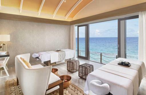 Behandlungsraum, Spa, JW Marriott Maldives