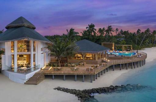 Restaurant Aailaa, JW Marriott Maldives
