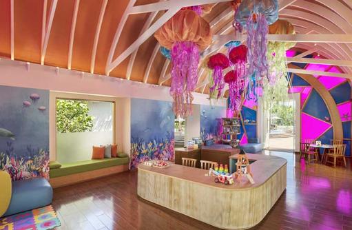 Kids Club, JW Marriott Maldives