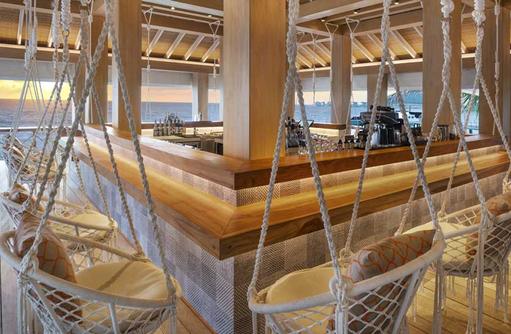 Restaurant Horizon, JW Marriott Maldives