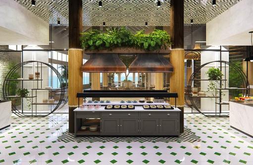 JW Marriott Maldives - Aalia Restaurant