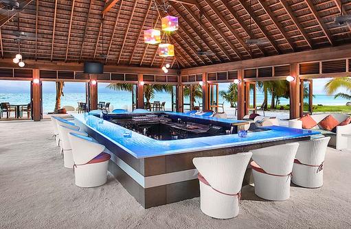 Dhoni Bar, Theke, Innenbereich, Meeru Island Resort