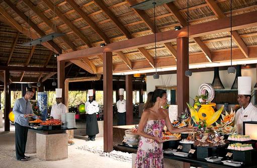 Maalan Buffet Restaurant, Dessert, Meeru Island Resort