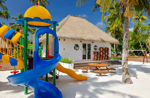 Kinderclub, Mercure Maldives Kooddoo Resort
