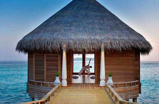 Serenity Spa, Yoga, Milaidhoo Island, Maledives