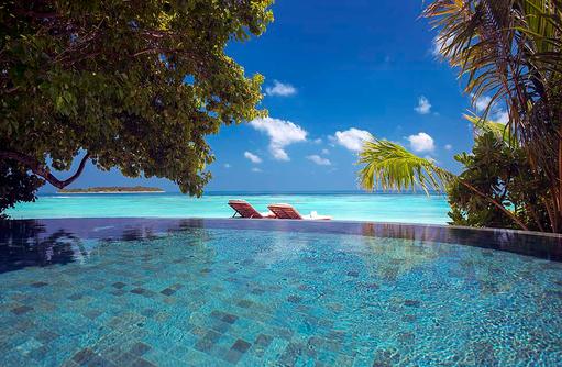Beach Pool Villa, 36qm Pool, Milaidhoo Island, Maledives