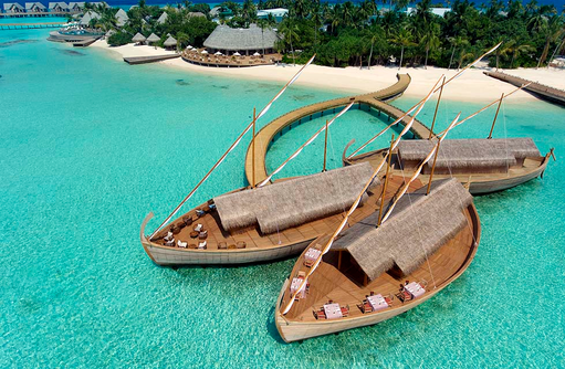 Ba'theli Lounge Restaurant, Milaidhoo Island, Maledives