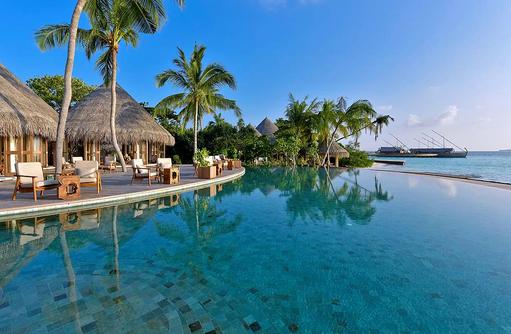 Compass Pool Bar, Milaidhoo Island, Maledives
