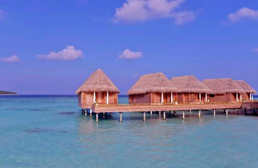 Serenity Spa, Aussenansicht, Milaidhoo Island, Maledives