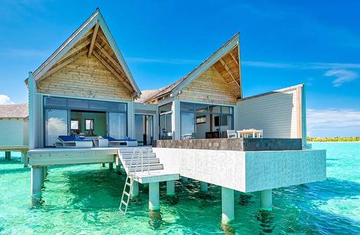 Ocean Pool Lagoon, Mövenpick Resort & Spa Kuredhivaru