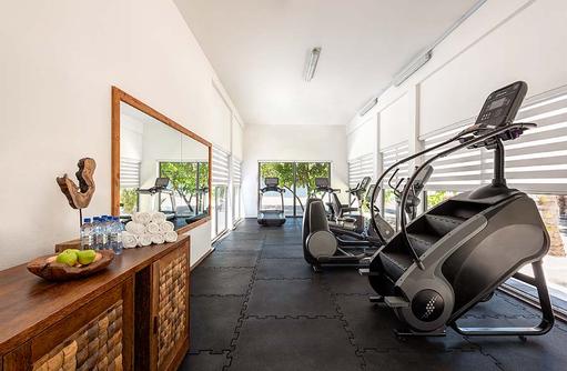 Fitness Center, Mövenpick Resort & Spa Kuredhivaru