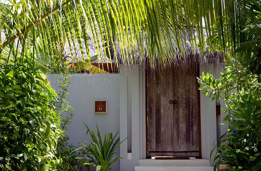 Tür, Naladhu Private Island Maldives
