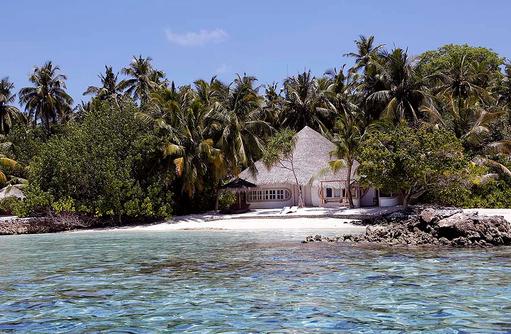 Beach Villa vom Meer, Nika Island Resort & Spa