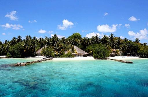 Beach Villa, Nika Island Resort & Spa