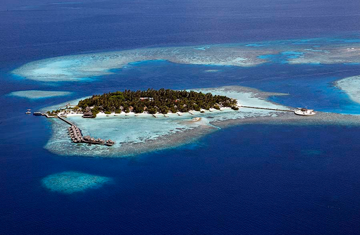 Insel, Nika Island Resort & Spa