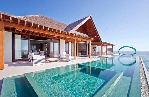 Two Bedroom Ocean Pavillon with Pool, Sonnenterrasse, Privatepool, Niyama Private Islands Maldives