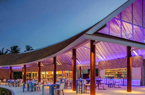 Blu Restaurant, Niyama Private Islands Maldives