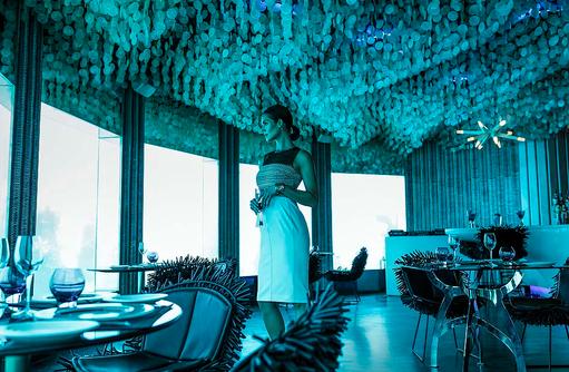Subsix Restaurant, Unterwasser Restaurant, Niyama Private Islands Maldives