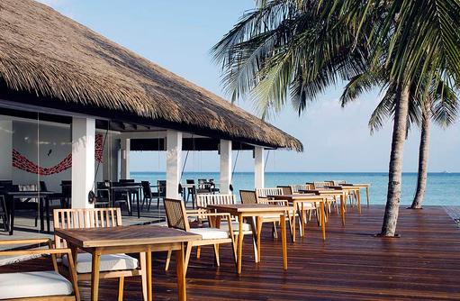 Thari Restaurant, Noku Maldives
