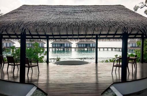 SPA Pavillion, Noku Maldives