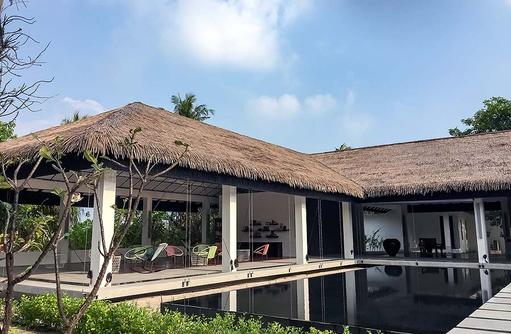 Nomads Lounge, Noku Maldives