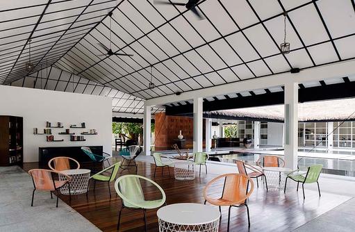 Concierge Lounge, Noku Maldives
