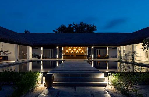 Concierge Haus, Noku Maldives