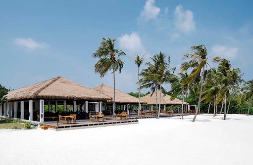 Palm Restaurant, Noku Maldives