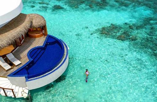 Pool, OBLU SELECT at Sangeli