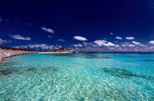 glasklares Wasser, Meer, OBLU SELECT at Sangeli