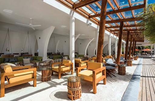 The Sangs, Bar und Restaurant, OBLU SELECT at Sangeli