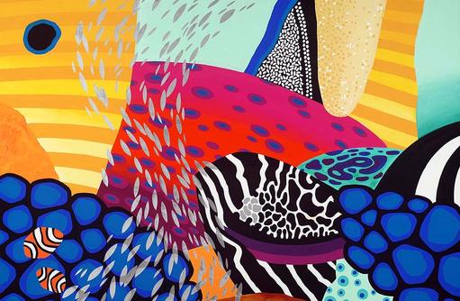 Artist Studio, Christopher Hogan, Kunst, One & Only Reethi Rah, Maldives