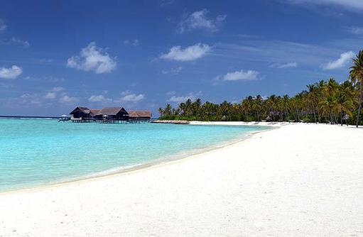 Traumstrand, One & Only Reethi Rah, Maldives