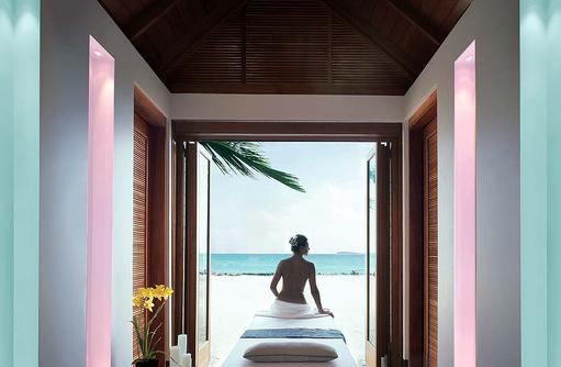 Spa, Treatment Villa, One & Only Reethi Rah, Maldives