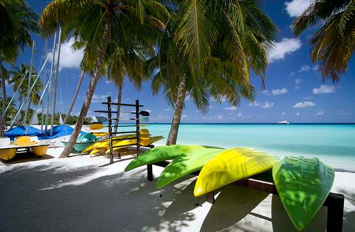 Splash Wassersport Center, Kanufahren, Katamaransegeln, One & Only Reethi Rah, Maldives