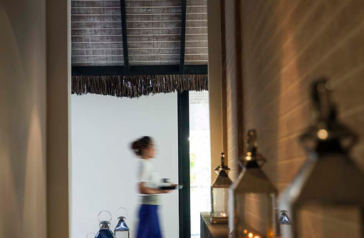 Navasana Spa, Wellness und Entspannung, Outrigger Konotta Maldives Resort