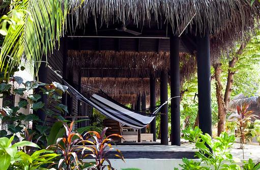 Hängematte, Outrigger Konotta Maldives Resort