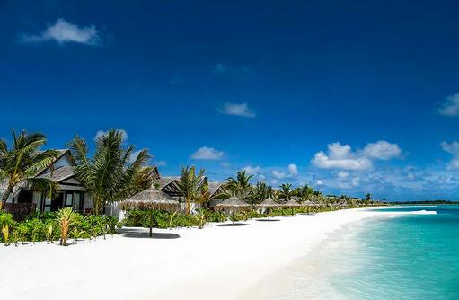 Earht Villas, Beach Villa  I OZEN by Atmosphere at Maadhoo