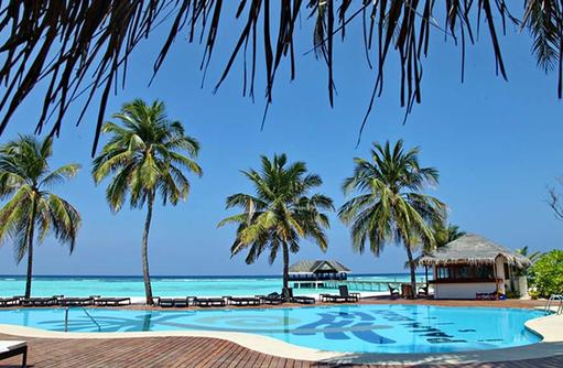 Pool mit Meerblick I Palm Beach Island