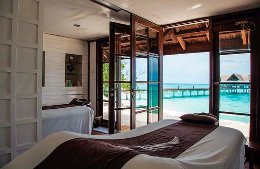 The Coconut Spa, Behandlungsraum I Palm Beach Island