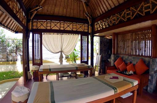 Araamu Spa, Massage, Pavillon, Paradise Island Resort & Spa, Maldives